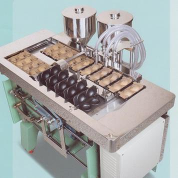全自動環繞式蛋糕機 1