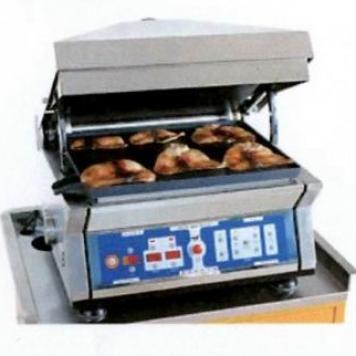 多量魷魚烘烤機 2
