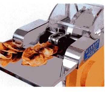 多量魷魚切絲機 2