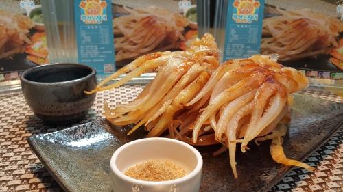 韓國蜜糖鮮烤魷魚腳-新上市 3